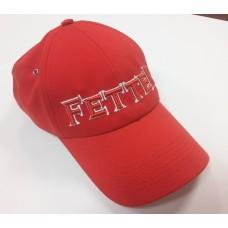 Бейсболка стрелковая Феттер (красная)