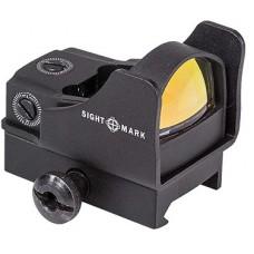 Коллиматор Sightmark Mini - панорамный, на Weaver/Picatinny