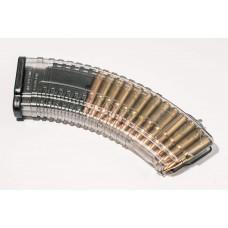 Магазин АК / ВПО-209 (7,62х39) на 30 патронов (прозрачный)
