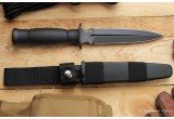 """Нож охотничий """"Диверсант"""" черный"""