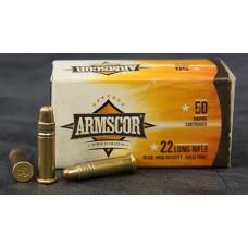 ARMSCOR .22 LR HV SOLID