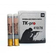 ТЕХКРИМ 410/76 пуля Спорт-С (пробка)