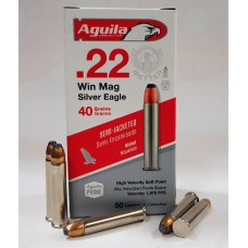 Aquilla Ammutinion 22 WMR SP 2,59 гр.