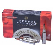 Federal 7,62*51 (.308 Win) 165 gr Trophy Copper