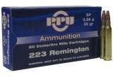 PPU 5.56*45-3,56 (.223 Rem) SP