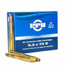 PPU 9,3х74R SP (18.5 гр.)
