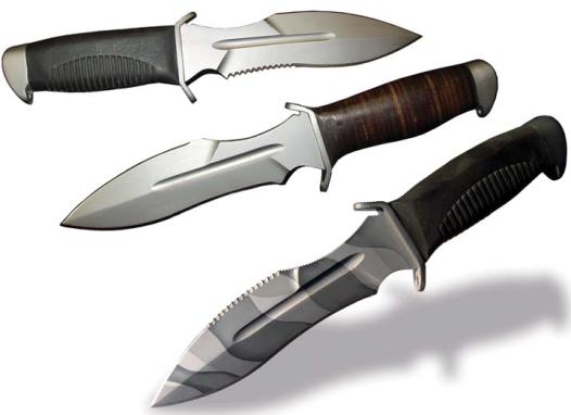 каратель фото нож