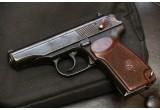 Охолощенный пистолет Макарова ПМ-СХ кал. 10ТК