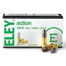 ELEY ACTION .22LR