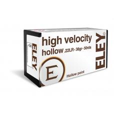 ELEY HV HOLLOW .22LR