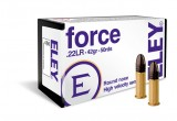 ELEY FORCE .22LR