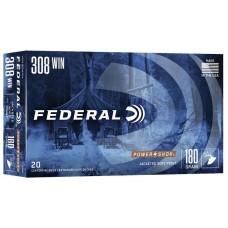 Federal 7,62*51 (.308 Win) 11,7 гр Power Shok SP Rifle