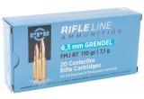PPU 6,5 mm Grendel FMJ BT 7,1 гр