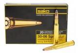Sako 7,62х63 (.30-06 Spr.) SP Hummerhead (14,3 гр.)
