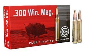 Geco 7,62х66 (.300 Win. Mag.) TM SP Plus (11,0 гр.)